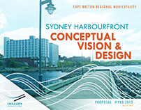 Report Design - Sydney Harbourfront Vision & Design