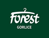 ID - FOREST - wooden hangers & kitchen utensils