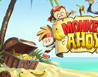 MONKEYS AHOY - Game Trailer
