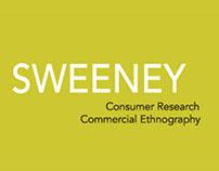 Sweeney Research | Website Design