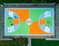 Basket Ball Court Revitalization