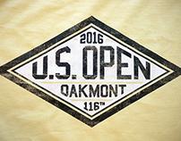 2016 U.S. Open Concepts