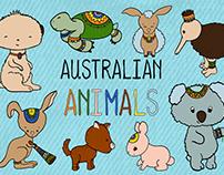Cute Australian Animals