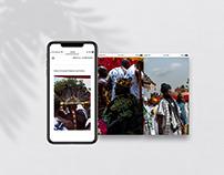 Jessica Sarkodie | branding & web design