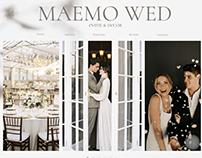 MAEMO WED event&decor