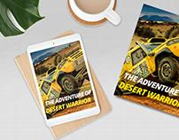 Broschüre Dakar