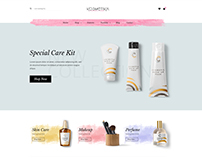Kosmetika - Unique eCommerce Theme