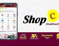 Website thương mại điện tử bán hàng Shop ChatNhanh