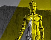 Modernist Star Wars prints