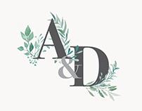 A&D Wedding Stationery