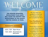 Presentation Panel Design - Wheatland County