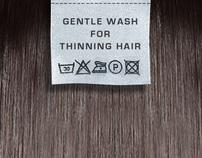Hair Instructions