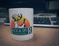 LOGO DESIGN - Rack & Spur Hunt Club