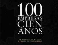 100 empesas, cien años