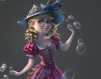 Concept art - Cartoon Characters