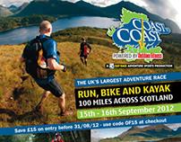 Scotland Coast to Coast adverts