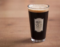 Big Nut Brewing Branding