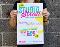 SONYA Studio Stroll 2013