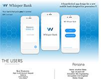 Banking App UI Prototype