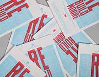 Rebuild Moore / Beauty of Letterpress