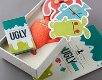 Package Redesign for Ugly Dolls