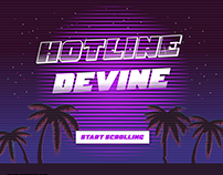 Hotline Devine | Phaser Game