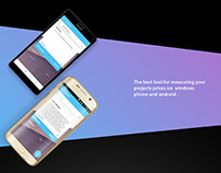 X Price mobile app