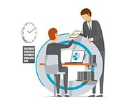 Data & Process Illustrations