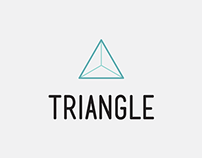 "Lighter ""Triangle"" - Product Design"