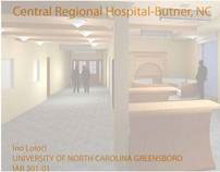 Central Regional Hospital (Butner,NC)