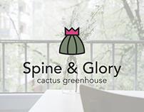 Spine & Glory Branding