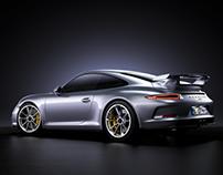 PORSCHE 911 GT3 CGI