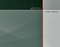 Jonny Yuxin Wang Portfolio 2013 CCS
