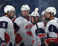 2013 USA Hockey All-American Prospects game