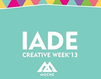 IADE MOCHE CREATIVE WEEK'13