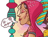 Mughal lovers