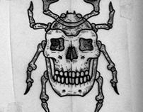 DeathBug Tattoo