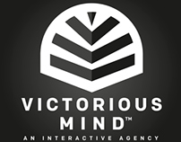 Logotype: Victorious Mind