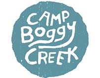 Camp Boggy Creek | Rebrand