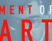 Book cover: The Disenchantment of Art