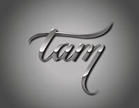 Lettering Tam