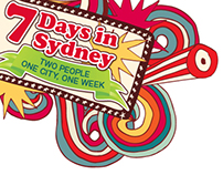 Tourism NSW 7 Days in Sydney Campaign