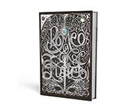 Romeo & Juliet Book Cover