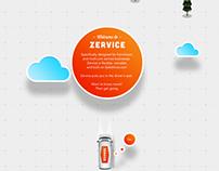 Zervice | Website