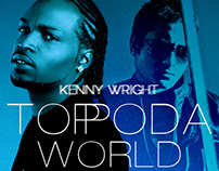 Kenny Wright - Toppoda World (feat. Nagib Hawk)