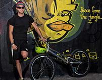 Biketrial story |Wonder Design2016