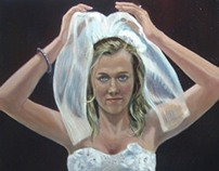 Renee-Bridal Painting