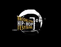 Brooklyn Hip-Hop Festival: FLYERS