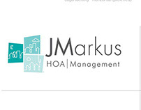 Logo Design | JMarkus HOA Management
