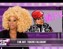 RuPaul's Drag Race Season 5 Art